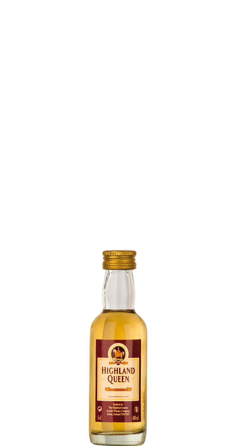 Highland Queen Blended Scotch Whisky